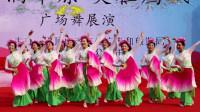 2019春满中原美在鹰城广场舞展演《村情民意》
