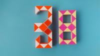 波波教魔尺  24段魔尺教程—数字3的两种拼法
