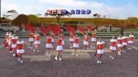 茉莉广场舞《中国梦》20人变队形