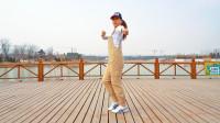 杨丽萍广场舞32步《英文健身操》,活力瘦身,简单易学