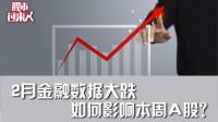 2月金融数据大跌,如何影响本周A股?
