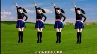 时尚大方水兵舞《红红的线》经典热门歌曲 好听又好看附分解