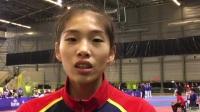 比利时跆拳道公开赛 中国小花摘得两金