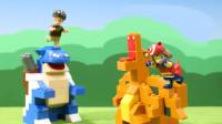 乐高玩具拼装小恐龙