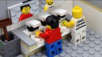 乐高Lego:想上卫生间全被占满了怎么办呢?游戏