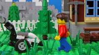 乐高Lego:今天我们来整理花园吧?游戏