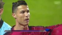 C罗伤退点球未判  葡萄牙憾平塞尔维亚