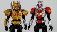 绝版第一代铠甲勇士可动炎龙装备套装炎龙侠人偶帝皇侠对比TONY晓小动漫模玩