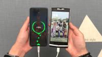 """2499元买的""""充电宝""""手机开箱,给Mate20 Pro充电的瞬间:天呐!"""