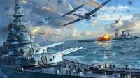战舰世界法国战列舰共和国, 穿甲弹还是给力的!