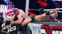 WWE十大诡异奇葩工具 约翰塞纳曾用胶带锁住野兽巴蒂斯塔双腿