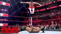 【RAW 03/25】巴洛尔挺进摔跤狂热 莱斯利气急攻心拿辛格撒气