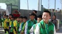 为梦想插上翅膀!国安张玉宁邀请足球少年观摩俱乐部