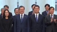 金炼铁正式就任韩国统一部长官