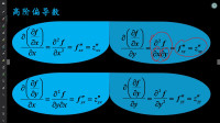 2020考研数学基础课第二十八次课第三部分,高阶偏导数