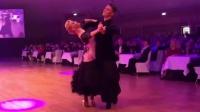 2019.3.10 欧洲舞蹈节迪马&奥尔嘉标准舞表演