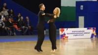 2019_俄罗斯国标舞讲习-摩登舞快步-示范表演