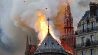 为法国祈福!姆巴佩内马尔致哀巴黎圣母院大火事件