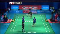 2019马来西亚羽毛球公开赛女双半决赛 陈清晨/贾一凡vs张艺娜/郑景银 英文