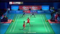 2019马来西亚羽毛球公开赛女双半决赛 杜玥/李茵晖vs基蒂塔拉库尔/拉温达 英文