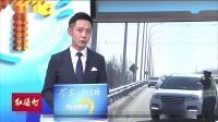 丰田越野冲入河,司机溺亡现惨剧