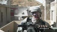 最新战争力作,美军进入埋伏圈,围杀开始,火力全开,燃爆了