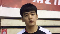 华侨大学最后一战 孟翔:自己本赛季做的还是不够