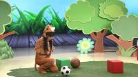 美猴王和神奇魔法森林:森林体操锦标赛