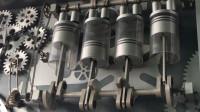 【初中物理屋】走进中国科技馆--汽车发动机、曲轴