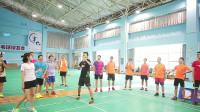 超有用的羽毛球教学:一分钟学会吊球