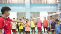 超实用 羽毛球教学:1分钟学会勾球