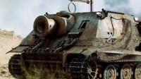 战地说书人之《战地5》熟练的突击虎车长 炮炮命中