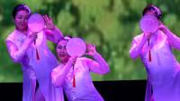 天坛周末13870 舞蹈《梦江南》大兴老干部大学舞蹈队