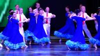 天坛周末13878 舞蹈《青年友谊舞》同心缘交谊舞队