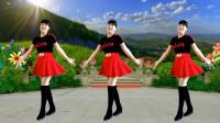 最新水兵舞《情哥哥青妹妹》舞步欢快新颖 就是这么简单这么好看