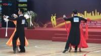 2019北京第四届国际标准舞全国舞蹈公开赛王燕铭穆玲比赛视频_超清