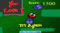 爆笑虫子——贪吃的瓢虫游戏