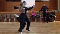 2019 THE CAMP(1)德国标准舞讲习 Asis Khadjeh