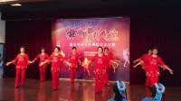 乡里陕北活力健身舞队《梦见你的那一夜》