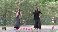 紫竹院广场舞《信马由缰》,舞的精彩,活的潇洒!