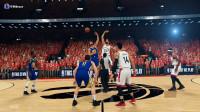 NBA总决赛勇士vs猛龙第一场!NBA2K19大预测