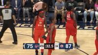 2019 WNBA  05/28 康涅狄格太阳 VS 印第安纳狂热