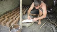 澳洲小哥 第45集 土豆粉的制作
