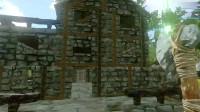 方舟生存进化手游27:在大岛屿上也给自己建了一所房子1