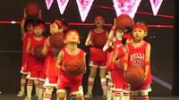 民泰幼儿园大大班舞蹈偶像万万岁花样篮球操六一节目文艺汇演庆典晚会