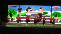 舞环幼儿园大班男孩女孩舞蹈交通安全拍手歌六一节目文艺汇演庆典晚会