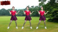 广场舞《我就是静静》喜欢欢快节拍,跳起来简单好看