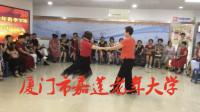 2019 6 26厦门市嘉莲老年大学交谊舞班期末演示