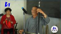 民间艺人演唱山东琴书《草船借箭》