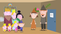 班班和莉莉的小王国第一季 第24集 书